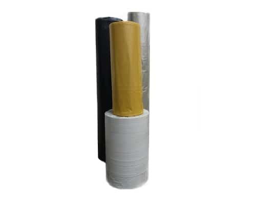 Embalagens plásticas para fibras sintéticas-3