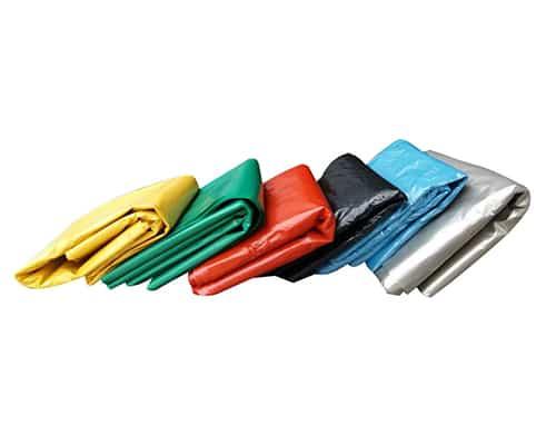 Embalagens plásticas para perfil de alumínio-1